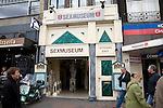 Sex museum, Amsterdam, Netherlands