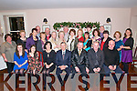 Christmas Party : Members of the Listowel Folk Group attending their annual party at the Listowel Arms Hotel on Friday night last.