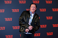 Michael Madsen<br /> Rome March 6th 2019. Actor Michael Madsen poses for photographers during the party to present the new social free platform Tatatu. Tatatu is a new platform where users can gain money in TTU Coin just watching the videos.<br /> Foto Samantha Zucchi Insidefoto