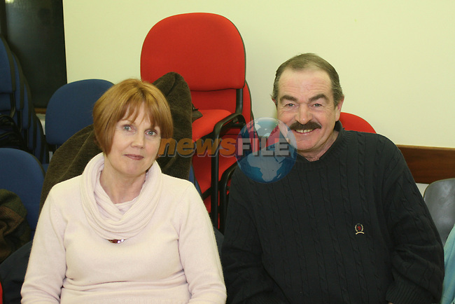Yvonne and Alan Howard at the Ballroom Dancing Classes, The Parish Rooms, Julianstown...Photo NEWSFILE/Jenny Matthews.(Photo credit should read Jenny Matthews/NEWSFILE)....This Picture has been sent you under the condtions enclosed by:.Newsfile Ltd..The Studio,.Millmount Abbey,.Drogheda,.Co Meath..Ireland..Tel: +353(0)41-9871240.Fax: +353(0)41-9871260.GSM: +353(0)86-2500958.email: pictures@newsfile.ie.www.newsfile.ie.FTP: 193.120.102.198.