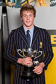 Young Sportsman of the Year Jacko Gill from Takapuna Grammar School. ASB College Sport Young Sportsperson of the Year Awards held at Eden Park, Auckland, on November 11th 2010.