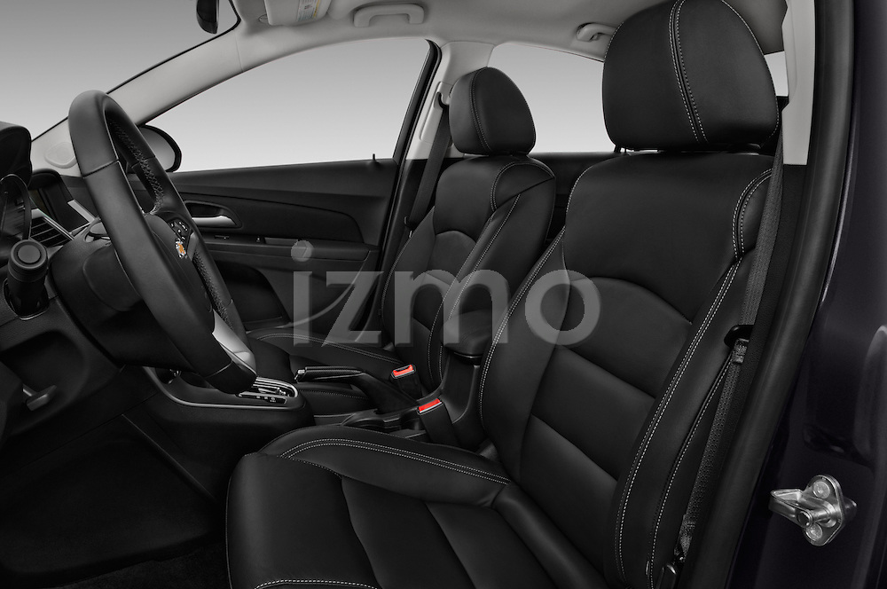 Front seat view of 2016 Chevrolet Cruze-Limited 2LT-Auto 4 Door Sedan Front Seat  car photos