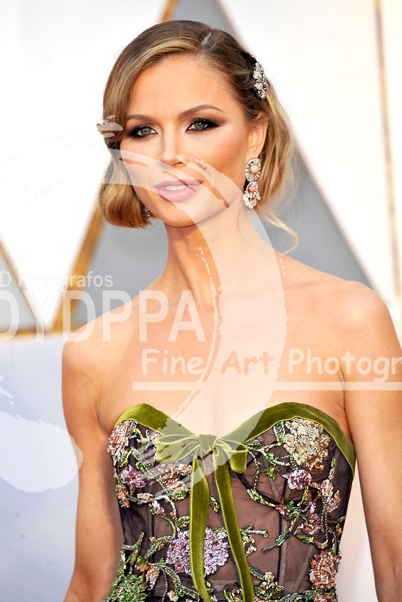 Georgina Chapman attends the 89th Annual Academy Awards at Hollywood & Highland Center on February 26, 2017 in Hollywood, California.