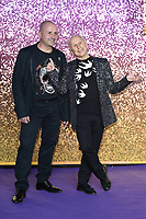 "Wayne Sleep<br /> arriving for the ""Bohemian Rhapsody"" World premiere at Wembley Arena, London<br /> <br /> ©Ash Knotek  D3455  23/10/2018"