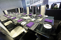 Hospitality lounge during the Premier League match between Swansea City and Chelsea at The Liberty Stadium on September 11, 2016 in Swansea, Wales.