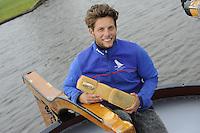 SKÛTSJESILEN: SNEEK: skûtsje Gerben van Manen, Sytze Brouwer, Amateurzeilen 2015, ©foto Martin de Jong