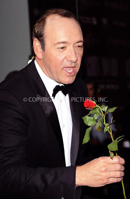 WWW.ACEPIXS.COM . . . . .  ..... . . . . US SALES ONLY . . . . .....March 30 2011, London....Kevin Spacey arriving at the Gorby 80 Gala to Celebrate Mikhail Gorbachev's 80th birthday at the Royal Albert Hall on March 30, 2011 in London, England.....Please byline: FAMOUS-ACE PICTURES... . . . .  ....Ace Pictures, Inc:  ..tel: (212) 243 8787 or (646) 769 0430..e-mail: info@acepixs.com..web: http://www.acepixs.com