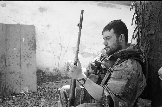 Brian, Soldat der Geogischen Legion