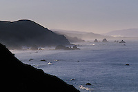 California, Bodega Bay, Sonoma coastline