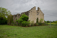 Ruins of St Dominic's Catholic Church