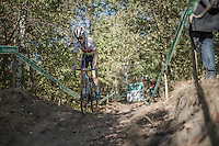 U23 CX World Champion Eli Yserbyt (BEL/U23/Marlux-Napoleon Games) <br /> <br /> CX Superprestige Zonhoven 2016