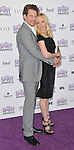 James Tupper and Anne Heche at the 2012 Film Independent Spirit Awards held at Santa Monica Beach, CA. February 25, 2012