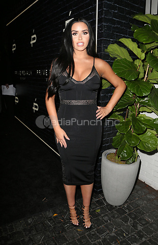 LOS ANGELES, CA June 01- Abigail Ratchford, at Prive Eyewear Launch Party at Chateau Marmont, California on June 01, 2017. Credit: Faye Sadou/MediaPunch
