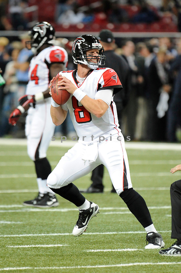 CHRIS REDMAN, of the Atlanta Falcons in action durIng the Falcons game against the St. Louis Rams at Edward Jones Dome in St. Louis, MO, on November 21, 2010...Falcons beat the Rams 34-17.