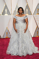 www.acepixs.com<br /> <br /> February 26 2017, Hollywood CA<br /> <br /> Octavia Spencer arriving at the 89th Annual Academy Awards at Hollywood &amp; Highland Center on February 26, 2017 in Hollywood, California.<br /> <br /> By Line: Z17/ACE Pictures<br /> <br /> <br /> ACE Pictures Inc<br /> Tel: 6467670430<br /> Email: info@acepixs.com<br /> www.acepixs.com