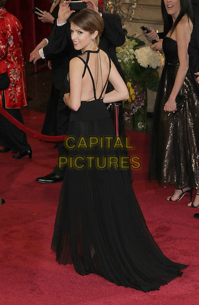 02 March 2014 - Hollywood, California - Anna Kendrick. 86th Annual Academy Awards held at the Dolby Theatre at Hollywood &amp; Highland Center. <br /> <br /> CAP/ADM/RE<br /> &copy;Russ Elliot/AdMedia/Capital Pictures
