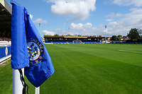 General view of the ground ahead of Chelsea Women vs Manchester City Women, FA Women's Super League FA WSL1 Football at Kingsmeadow on 9th September 2018