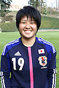 Ayaka Michigami (JPN), APRIL 3, 2012 - Football / Soccer : Women's International Friendly match between France B and U-20 Japan in Clairefontaine, France. (Photo by AFLO SPORT)