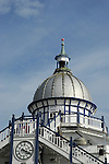 The Camera Obscura on Eastbourne Pier, East Sussex, England