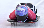 Mirela Rahneva (CAN). Skeleton training. Alpensia sliding centrePyeongchang2018 winter Olympics. Alpensia. Republic of Korea. 13/02/2018. ~ MANDATORY CREDIT Garry Bowden/SIPPA - NO UNAUTHORISED USE - +44 7837 394578
