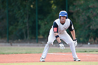 13 July 2010: Jordan Pennington of Team All Star Elite is seen during day 1 of the Open de Rouen, an international tournament with Team France, Team Saint Martin, Team All Star Elite, at Stade Pierre Rolland, in Rouen, France.