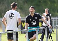 Fitnesstrainer Niklas Dietrich - 03.06.2019: Trainingslager der Deutschen Nationalmannschaft zur EM-Qualifikation in Venlo/NL