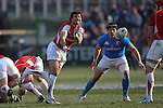 Italy v Wales 0211