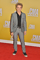 NASHVILLE, TN - NOVEMBER 1: Hunter Hayes on the Macy's Red Carpet at the 46th Annual CMA Awards at the Bridgestone Arena in Nashville, TN on Nov. 1, 2012. © mpi99/MediaPunch Inc. /NortePhoto .<br />