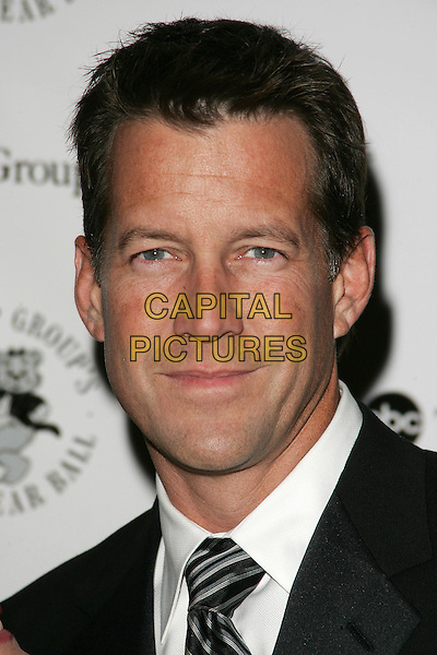 JAMES DENTON.The Help Teddy Bear Ball held at the Beverly Hilton Hotel, Beverly Hills, California..December 3rd, 2005.Photo: William Scott/AdMedia/Capital Pictures.Ref: WS/ADM.headshot portrait.www.capitalpictures.com.sales@capitalpictures.com.© Capital Pictures.
