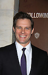 """Passions Travis Schuldt """"Ethan Winthrop"""" attends with Natalie """"The Following"""", Fox's new tv series on Mondays, which held its world premiere on January 19, 2013 at the New York Public Library, New York City, New York. (Photo by Sue Coflin/Max Photos)"""