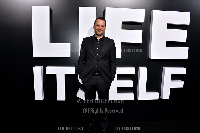 "LOS ANGELES, CA. September 13, 2018: Dan Fogelman at the premiere for ""Life Itself"" at the Cinerama Dome.<br /> Picture: Paul Smith/Featureflash"