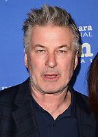 "SANTA BARBARA, CA - JANUARY 31:  Alec Baldwin at the 33rd Santa Barbara International Film Festival Opening Night Film - ""The Public"" at the Arlington Theatre on January 31, 2018 in Santa Barbara, California. (Photo by Scott Kirkland/PictureGroup)"