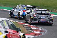 2019 British Touring Car Championship. Round 1. #66 Josh Cook. BTC Racing. Honda Civic Type R.