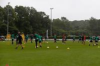 HAREN - Voetbal, Eerste training FC Groningen, Sportpark de Koepel, seizoen 2018-2019, 24-06-2018,  overzicht eerste training