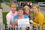 SUPPORT: Supporters of the West Kerry Action Group, Woman 2000 and Kerry ICA pictured at Kerry General Hospital on Thursday where representatives of the groups met Minister Mary Harney..L/r. Sheila Stack (Tralee), Mary Wilson (Dingle), Margaret Humphries (Tralee) and Lisa Somers (Tralee).   Copyright Kerry's Eye 2008