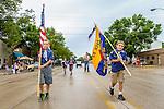 Mitchelville Parade 8-8-15