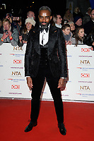 LONDON, UK. January 22, 2019: Charles Venn at the National TV Awards 2019 at the O2 Arena, London.<br /> Picture: Steve Vas/Featureflash