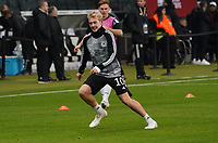 Julian Brandt (Deutschland Germany) - 19.11.2019: Deutschland vs. Nordirland, Commerzbank Arena Frankfurt, EM-Qualifikation DISCLAIMER: DFB regulations prohibit any use of photographs as image sequences and/or quasi-video.