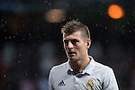 Toni Kroos of Real Madrid looks on during their La Liga match between Real Madrid and Athletic Club at the Santiago Bernabeu Stadium on 23 October 2016 in Madrid, Spain. Photo by Diego Gonzalez Souto / Power Sport Images