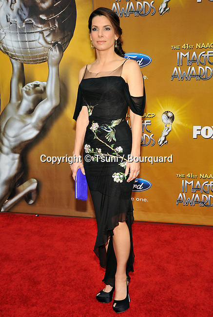 Sandra Bullock _56   -.41st NAACP Image Awards at the Shrine Auditorium in Los Angeles.