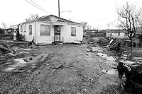 The city of New Orleans on December 8, 2005.
