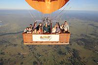20160115 January 15 Hot Air Balloon Gold Coast