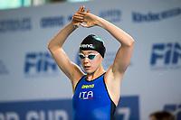 BORRA Giulia ITALY<br /> Junior Girls' 100m Freestyle <br /> Silver Medal <br /> Lignano Sabbiadoro 06-05-2017 Ge.Tur Complex <br /> Energy Standard Cup 2017 Nuoto<br /> Photo Andrea Staccioli/Deepbluemedia/Insidefoto