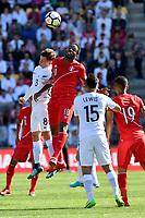 20171111 FIFA World Cup Playoff - NZ All Whites v Peru