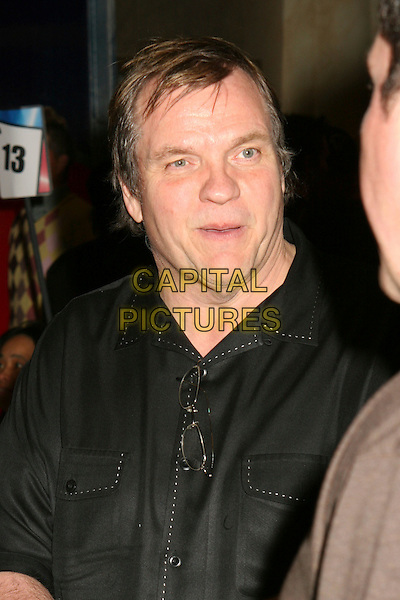 MEATLOAF.World Poker Tour Invitational, Commerce, California, USA..February 22nd, 2006.Photo: Byron Purvis/AdMedia/Capital Pictures.Ref: BP/ADM.headshot portrait.www.capitalpictures.com.sales@capitalpictures.com.© Capital Pictures.