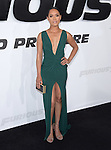Grace Gealey attends The Universal Pictures World Premiere of Furious 7 held at The TCL Chinese Theatre IMAX Theater  in Hollywood, California on April 01,2015                                                                               © 2015 Hollywood Press Agency