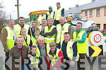 The folks from the Listowel Urban Council road safety float at the Listowel .St Patrick's Day parade on Sunday..   Copyright Kerry's Eye 2008