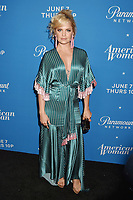 LOS ANGELES, CA - MAY 31: Mena Suvari attends the 'American Woman' premiere party at Chateau Marmont on May 31, 2018 in Los Angeles, California.<br /> CAP/ROT/TM<br /> &copy;TM/ROT/Capital Pictures