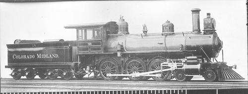 CM #15 Class 104.<br /> Colorado Midland