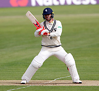 Heino Kuhn bats for Kent during the County Championship Division 2 game between Kent and Gloucestershire at the St Lawrence Ground, Canterbury, on April 15, 2018.